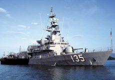 KD Laksamana Tan Pusmah 135