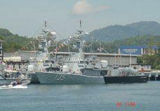 KD Laksamana Tun Abdul Jamil & KD Laksamana Muhammad Amin