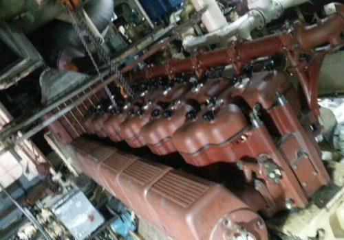 KD Mahawangsa Engine 3