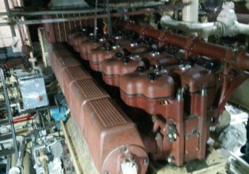 KD Mahawangsa Engine 2
