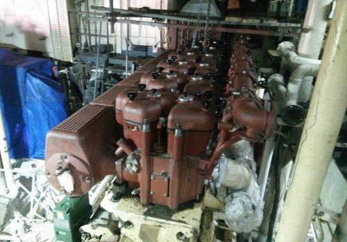 KD Mahawangsa Engine 4