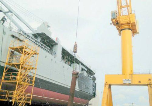 KD Mahawangsa Engine 9